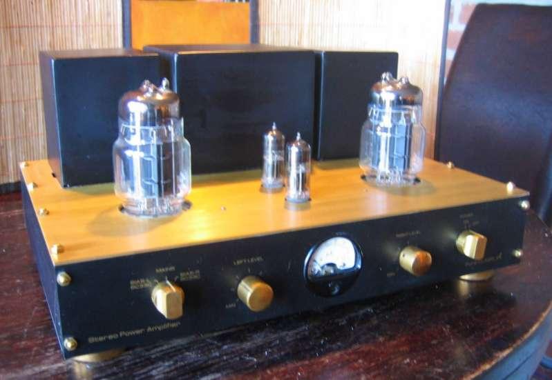 amplifiers vacuum tube systems hi-fi hihighend 6c33c triode SET OTL's