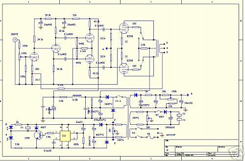 Music Angel XD-800MKIII reworking