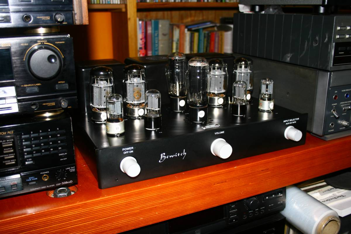 BEWITCH amplifier