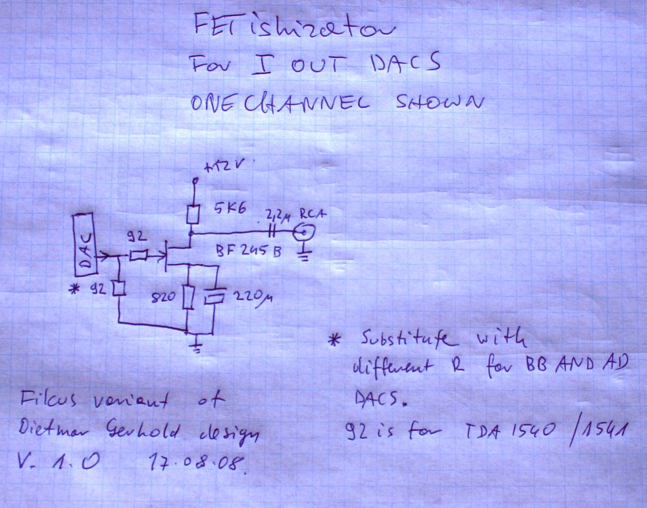 N Channel Jfet Transistor Demonstration Circuit And Diagram Pin Opamp Offset Null Tradeoficcom