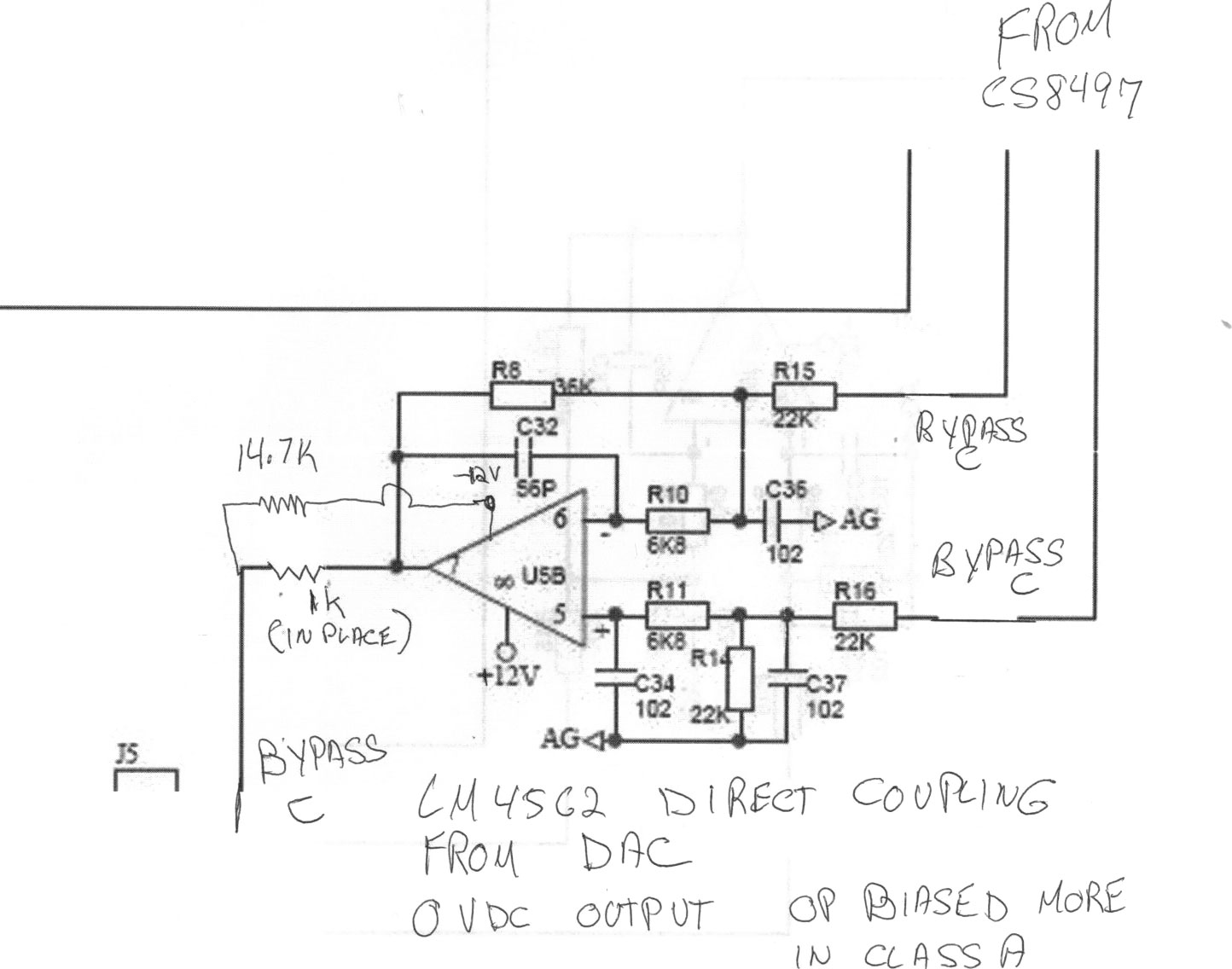 Updates Lampizator References Postings Logitech Z 640 Circuit Diagram Opamp Tweak In Lampucera Max