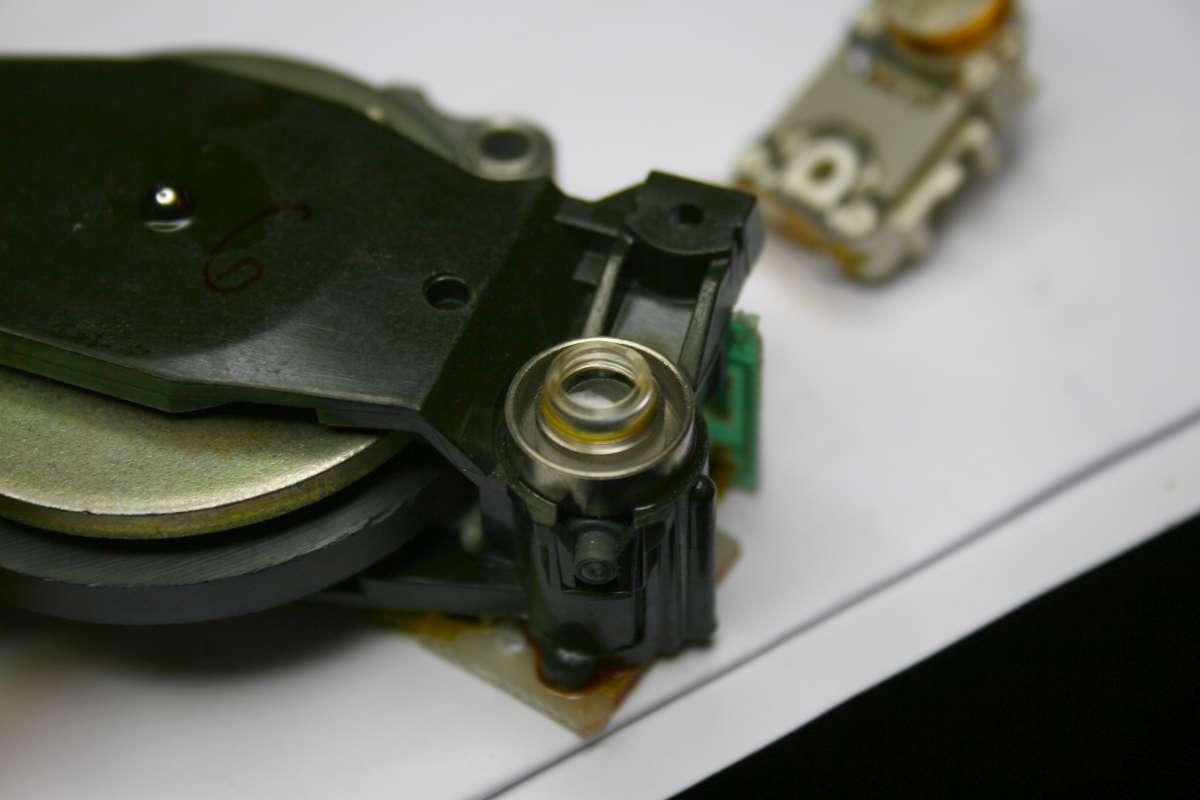 original Philips CDM-1 mk2 MK II  laser head lens pick up new NOS